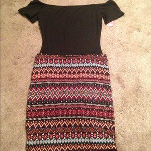 Boho Design Bodycon Skirt